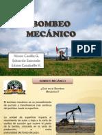 BOMBEO MECANICO