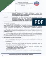 DILG Memo Circular 2012-120