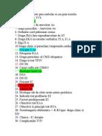 Subiecte Cardio Caritas