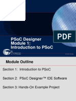 Intro PSoC5.0