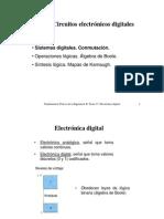 Electrónica Digital (UNED) - Circuitos Electrónicos Digitales