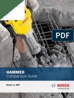 Bosch vs Hilti Comparison Guide