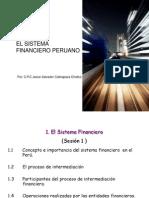 Sesion i Sistema Financiero