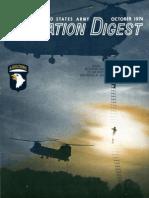 Army Aviation Digest - Oct 1974