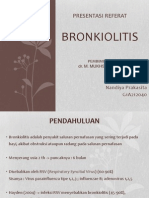 BRONKIOLIITIS