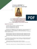 Acatistul Sf. Nectarie