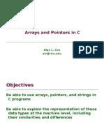 03 Arrays Pointers