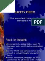 ASME Safety First