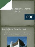 LE CORBUSIER VS TADAO ANDO.pptx