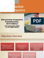 01 Introduction to Computers