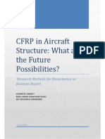 DocuCFRP in Aircraft Structure