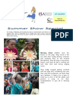 Rosemary Works Newsletter 11th July 2014