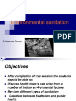Environmental Sanitation 473