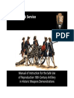 18th Century Artillery Manual