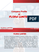 Company Profile Flora Limited