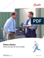 Danfoss Fitters Notes