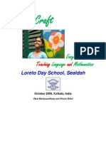 Easy Methods of Teaching Language and Mathematics