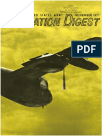 Army Aviation Digest - Nov 1971