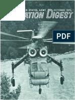 Army Aviation Digest - Oct 1970