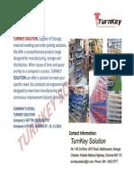 Turnkey Profile Sm