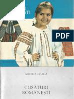Aurelia Doaga-Cusaturi Romanesti