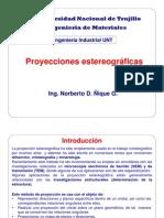 6. Proyecciones Estereograficas 2014