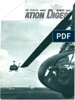 Army Aviation Digest - Mar 1970