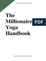 The Millionaire Yoga Handbook
