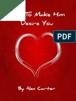 how to make a man desire you book
