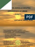Curs I AER MG III