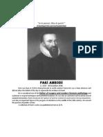 Pharma history