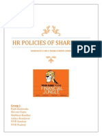 HR Policies of Sharekhan