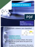 Classification of Stoker Firing