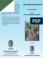 Global Campaign on Urban Governance