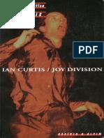 Ian-curtis - Antologia Poetica ['96]-1
