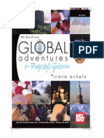 Steve Eckels Global Adventures for Fingerstyle Guitarists