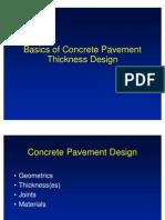 Design Fundamentals DPWH
