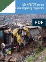 UN-HABITAT and Kenya Slum Upgrading Programme (KENSUP)