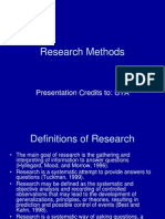 1. Research All About