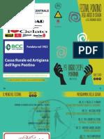 Brochure Festival Pontino Artisti di Strada 2014
