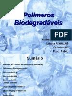 Polímeros Biodegradáveis(1)