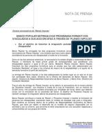 Ángel Ron entrega los diez programas formativos de la tercera convocatoria de Planes Impulso