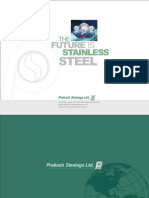 Prakash Steelage Ltd | Stainless Steel Seamless Pipes Manufacturers in India