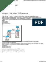 CCNA 3 Final Exam V4.0 Answers _ Cisco CCNA Answer