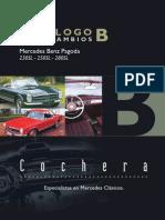 Catalogo Recambios B Mercedes Benz