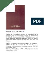 Lluís Roda diu LA FI DE L'HEMICICLE - Part I