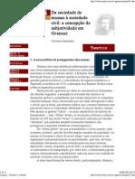 Arquivo - Gramsci e o Brasil