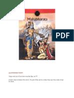 Mahabharat Team Work