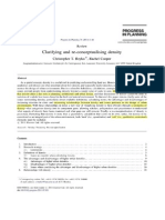 Boyko & Cooper 2011 Clarifying and Re-conceptualising Density
