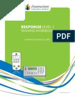 Response Level 1 6.0